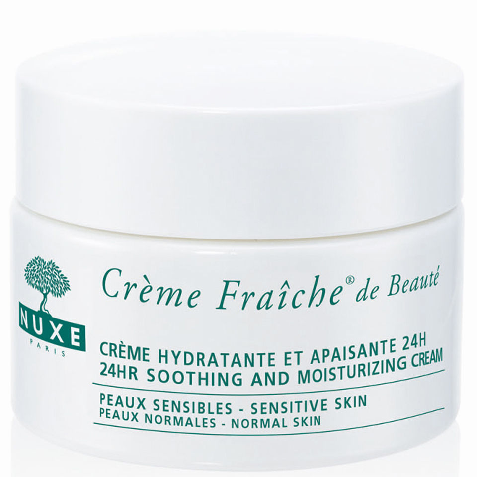nuxe creme fraiche cream normal skin 50ml. Black Bedroom Furniture Sets. Home Design Ideas