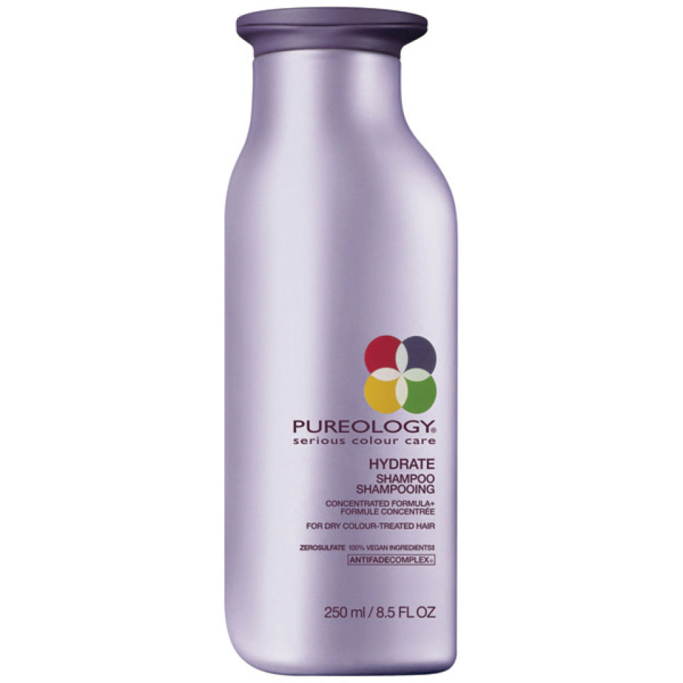 Pureology Hydrate Shampoo 250ml Free Delivery
