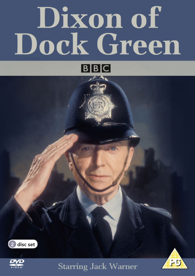 Dixon Of Dock Green Dvd Zavvi