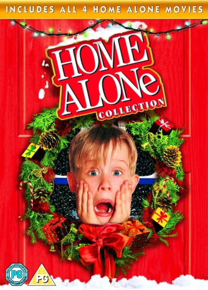 Home Alone Collection DVD | Zavvi.com