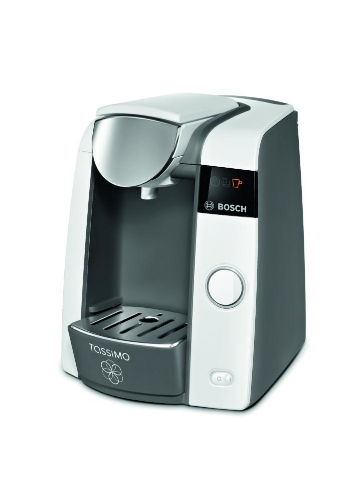 bosch tas4304gb tassimo coffee machine white iwoot. Black Bedroom Furniture Sets. Home Design Ideas