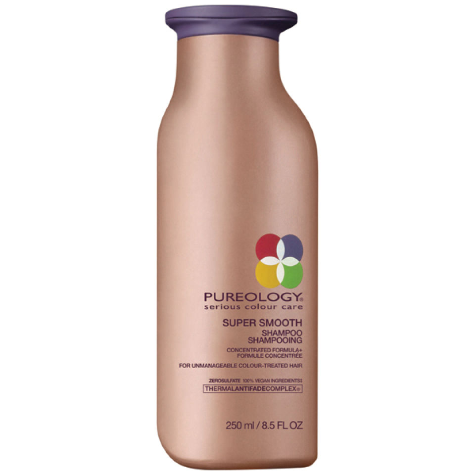 Pureology Supersmooth Shampoo 250ml Free Delivery
