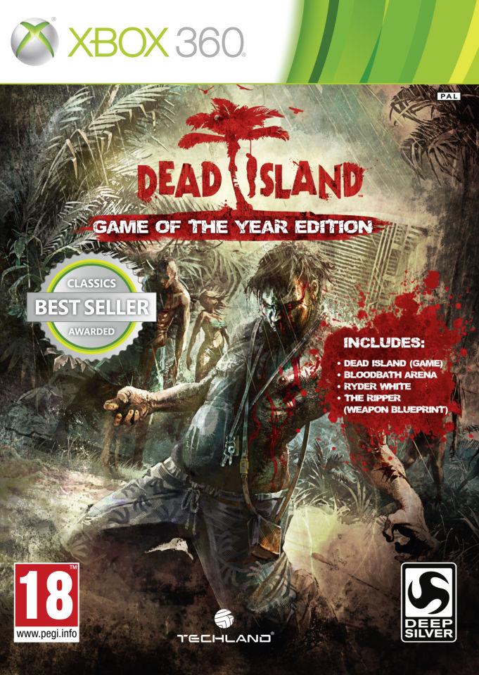 Dead Island Game Of The Year Edition Xbox 360 Zavvi