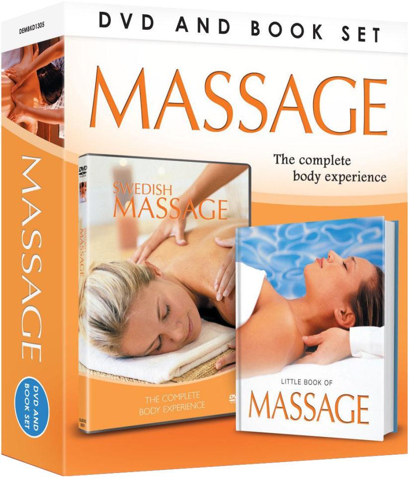 Человек книга массаж