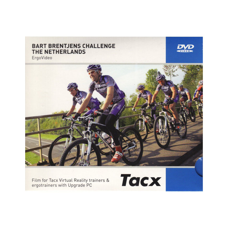 Tacx Flow Handleiding Nederlands: Tacx Fortius I-Magic Ergo Training DVD Bart Brentjens