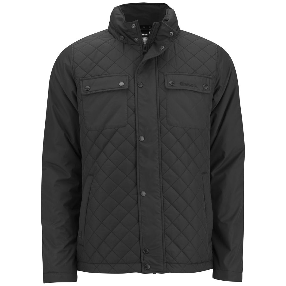 Bench Men 39 S Lassoo Jacket Black