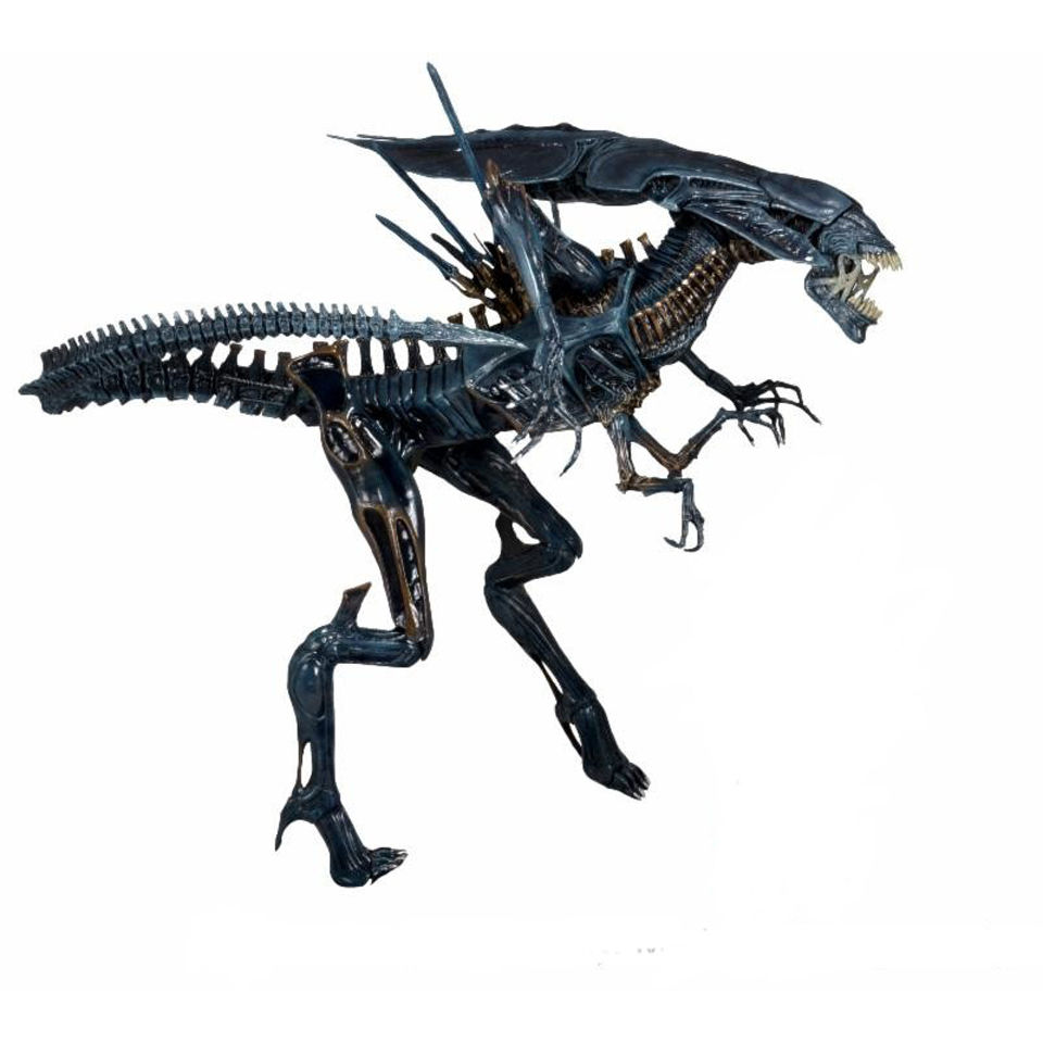 Neca Aliens Xenomorph Queen Deluxe Boxed Action Figure