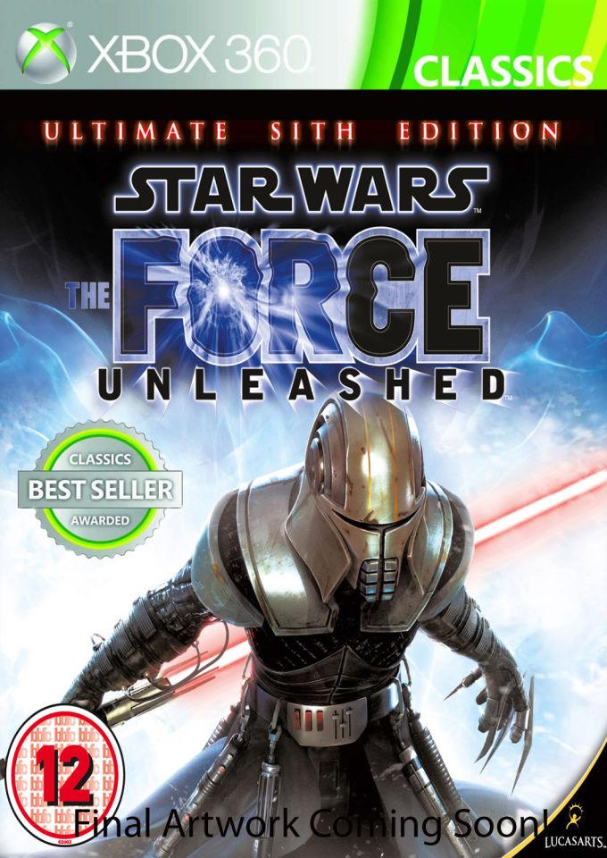 Star Wars The Force Unleashed Ii Classics Xbox 360 Zavvi