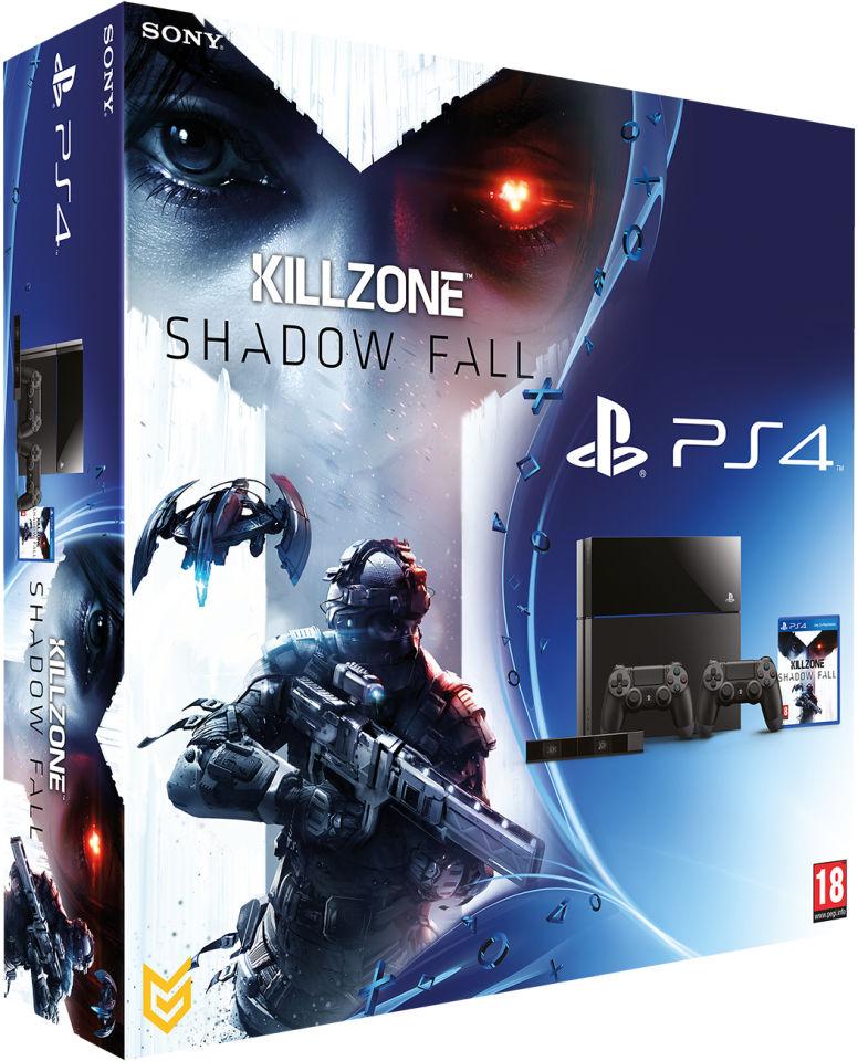 Ps4 New Sony Playstation 4 Includes Killzone Shadow
