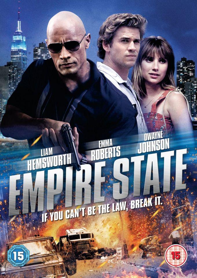 Empire State Dvd Zavvi