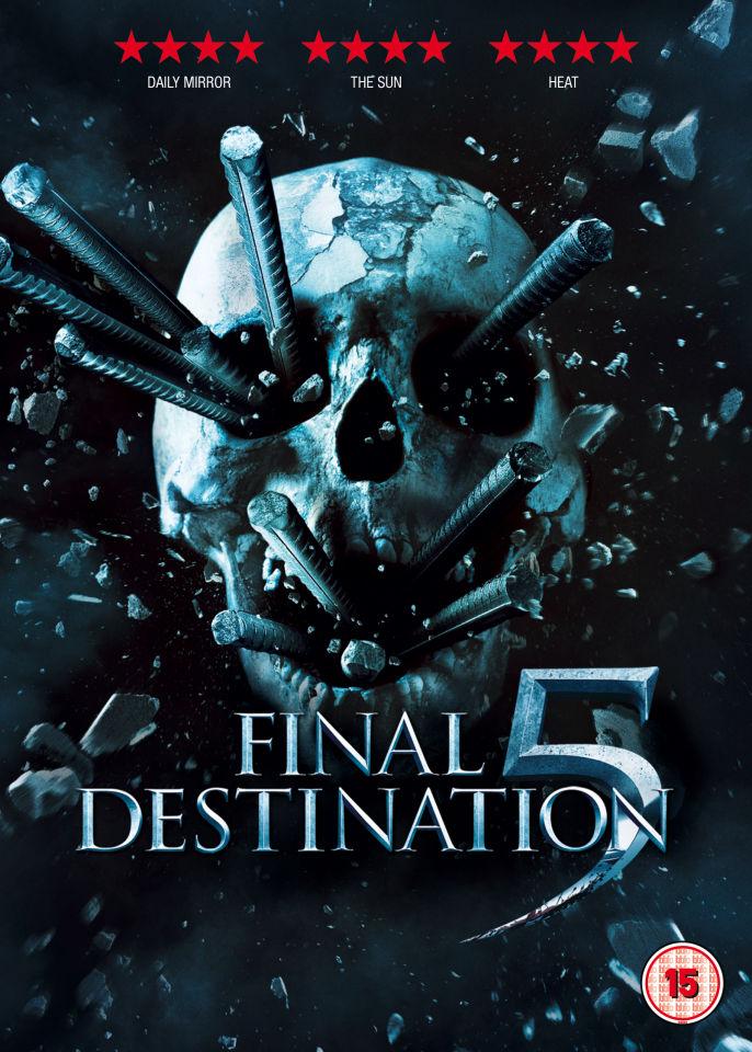Final Destination 5 DVD   Zavvi