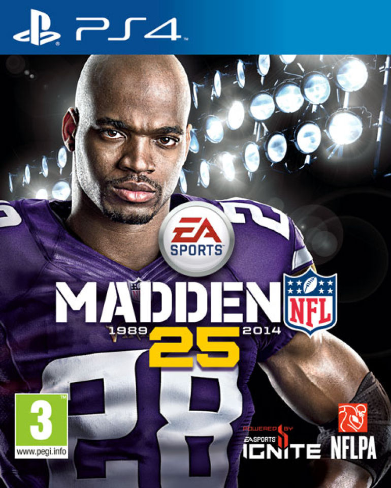 Madden NFL 25 - New - PS4 Game - Playstation 4 - Sony ...