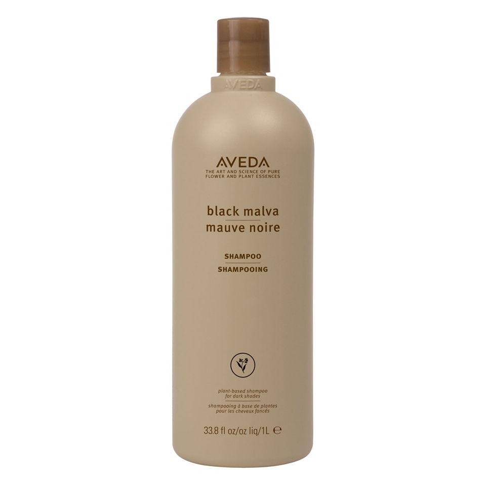 Aveda Pure Plant Black Malva Shampoo 1000ml Worth 163 70
