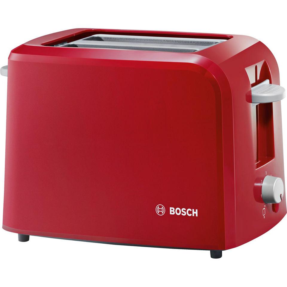 Kitchen Kettle Village Coupons: Bosch Vintage 2 Slice Toaster - Red