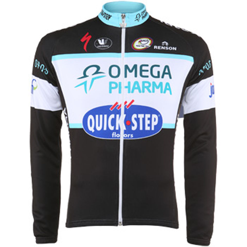 Omega-Pharma-QuickStep-Team-Replica-Long-Sleeve-Jersey-Black