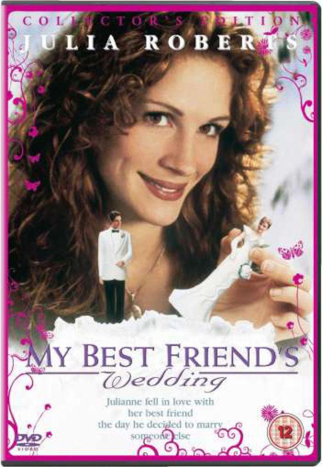My Best Friends Wedding Dvd Zavvi