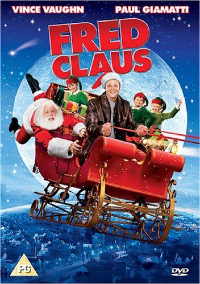 Fred Claus DVD Zavvi