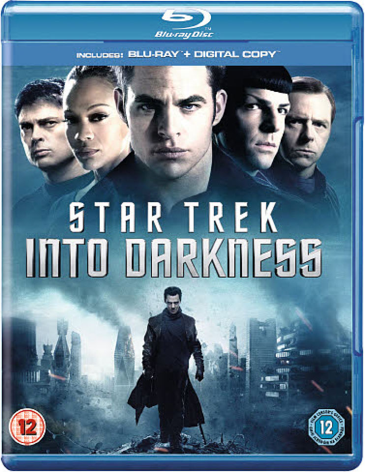 Star Trek Into Darkness - OFFICIAL 3D Final (Domestic Theatrical) Trailer [YT3D/HD 1080p]