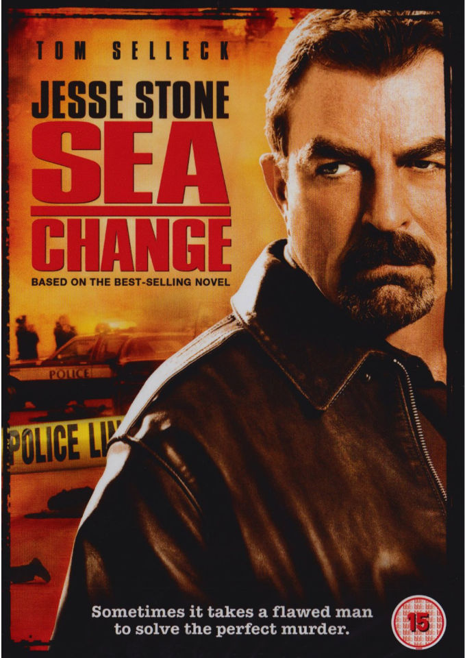 Jesse Stone Sea Change Dvd Zavvi