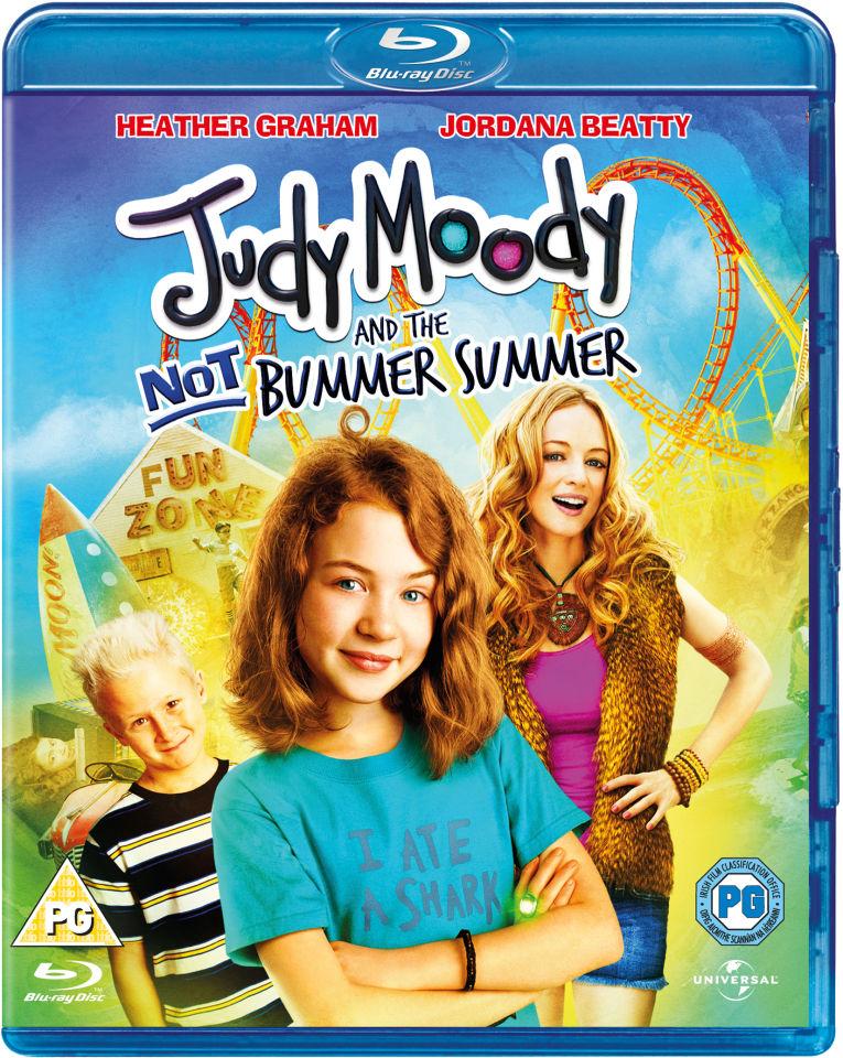 Judy Moody And The Not Bummer Summer Blu Ray Zavvi