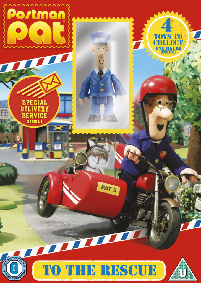 Postman Pat Special Delivery Service Pat To The Rescue