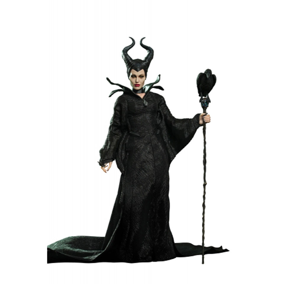 Hot Toys Movie Masterpiece Maleficent 1 6 Scale Figure