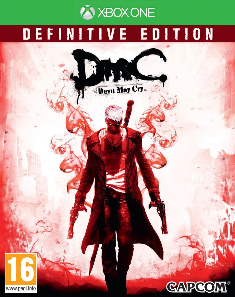 Dmc Devil May Cry Definitive Edition Xbox One Zavvi