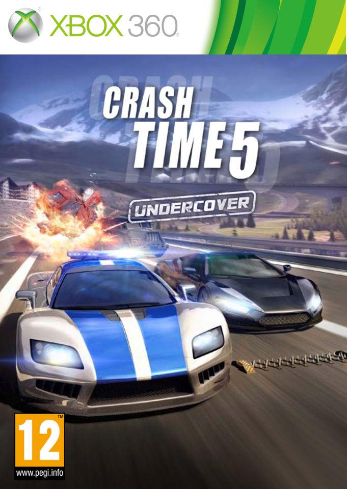 Crash Time 5: Undercover Xbox 360 | Zavvi