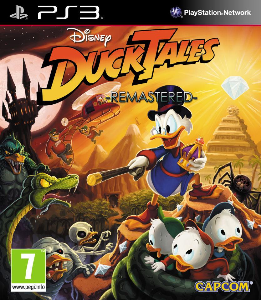 Duck Tales: Remastered PS3 | Zavvi