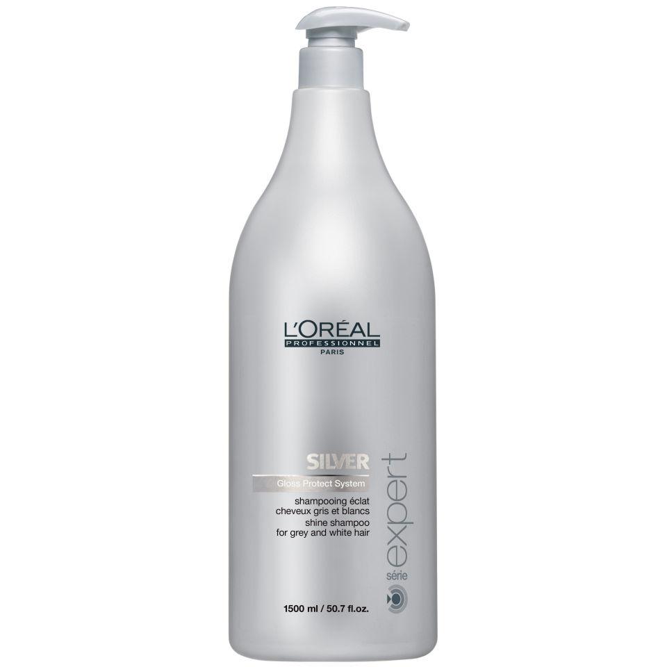 L Oreal Professionnel Serie Expert Silver Shampoo 1500ml