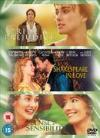 Sense & Sensibility/Pride And Prejudice/Shakespeare In Love