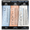 Coffret soins rasage men-ü Ultimate Shave Facial Set: Image 1