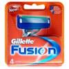 Gillette Fusion Blades (4 Pack): Image 1