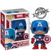 Marvel Captain America Pop! Vinyl Figure: Image 1