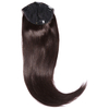 Beauty Works Volume Boost Hair Extensions - 1B Ebony: Image 2