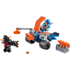 LEGO Nexo Knights: Knighton Battle Blaster (70310): Image 2
