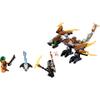 LEGO Ninjago: Cole's Dragon (70599): Image 2
