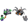 LEGO DC Vs. Marvel Mighty Micros: Hulk Vs. Ultron (76066): Image 3
