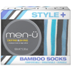 men-ü Style+ Bamboo Socks with Define and Shine Pomade: Image 1