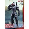 Hot Toys Marvel Captain America Civil War War Machine Mark III 12 Inch Figure: Image 6