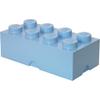 LEGO Storage Brick 8 - Light Blue: Image 1
