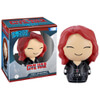 Marvel Captain America Civil War Black Widow Dorbz Action Figure: Image 1