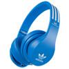 adidas Originals by Monster Headphones (3-Button Control Talk & Passive Noise Cancellation) - Blue: Image 1