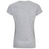 Harry Potter Women's Hogwarts Crest T-Shirt - Sport Grey: Image 4