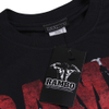Rambo 2 Men's T-Shirt - Black: Image 2