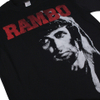 Rambo 2 Men's T-Shirt - Black: Image 3