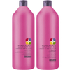 Pureology Smooth Perfection Shampoing (1000ml et Apres-shampoing (1000ml).: Image 1