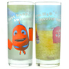 Disney Finding Nemo Just Keep Swimming Set of 2 Glasses: Image 1