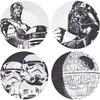 Star Wars Plates in Gift Box (Set of 4): Image 1