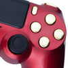 Custom Controllers PlayStation DualShock 4 Custom Controller - Crimson Red & Gold: Image 4